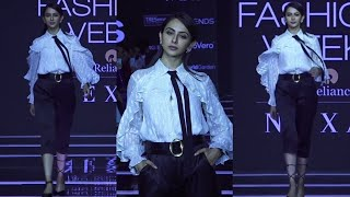 Rakul Preet Singh On Ramp In Lfw Sr 2020 | News Remind