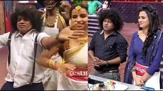 Cooku with Comali shooting spot -  Pugazh ultimate dance