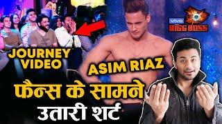 Bigg Boss 13 Grand Finale | Asim Riaz JOURNEY VIDEO Update | Shirtless | BB 13 Latest Video