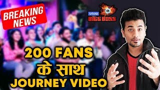 Bigg Boss 13 Grand Finale | TOP 6 Finalists Were Shown Journey Video In Front Of Fans | BB 13