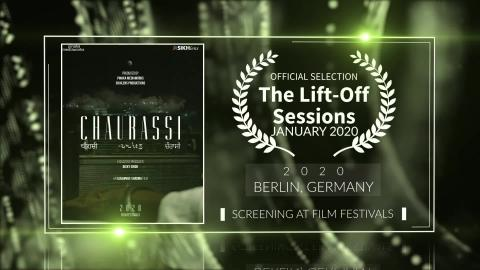 Chaurassi (2020) - Short Film | Official Selection at The Lift-Off Sessions (Berlin) | RFE