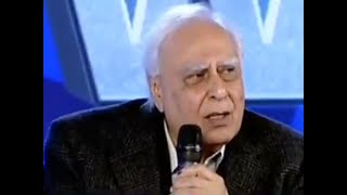 We're opposing the CAA for what it stands for: Kapil Sibal at Times Now Summit 2020