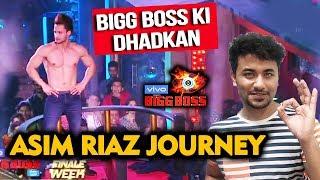 Bigg Boss 13 Grand Finale | Asim Riaz JOURNEY | Bigg Boss Ki Dhadkan | BB 13 Video