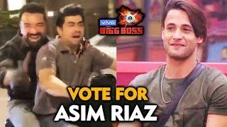 Bigg Boss 13 Finale Voting | Ajaz Khan And RJ Pritam VOTE APPEAL For Asim Riz | BB 13
