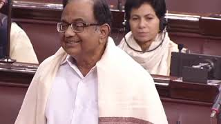 Budget Session of Parliament | P Chidambaram in Rajya Sabha on the Union Budget 2020