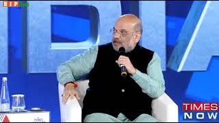 20 गुना ज्यादा लोग CAA के पक्ष में आए, मगर उन्होंने पत्थर नहीं चलाये, बस नहीं जलाई : श्री अमित शाह