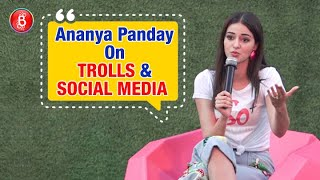 Ananya Panday Speaks Up On Social Media Hacks And Dealing With Trolls