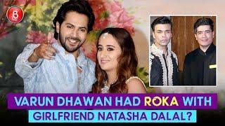 Varun Dhawan, Karan Johar, Manish Malhotra & B-townies At Natasha Dalal's House