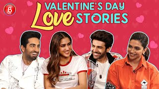 Kartik Aaryan, Sara Ali Khan, Deepika Padukone, Ayushmann Khurrana's Love Notes On Valentine's Day