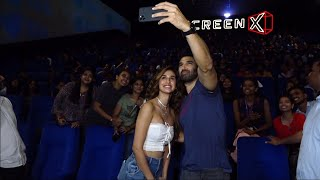 Aditya Roy & Disha Patani Spotted Promoting The Film Malang | News Remind