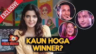 Ihana Dhillon Reaction On Bigg Boss 13 Winner | Asim, Sidharth, Shehnaz, Rashmi