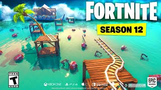 FORTNITE SEASON 12 FINAL EVENT - FLOOD UPDATE CONFIRMED