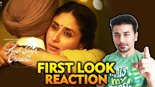 Laal Singh Chaddha First Look Reaction | Review | Aamir Khan, Kareena Kapoor