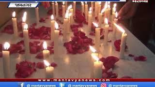 Jamnagar: પુલવામાં હુમલામાં શહીદ થયેલા જવાનોને વિદ્યાર્થીઓએ આપી શ્રદ્ધાંજલિ