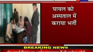 Road accident | Hanumangarh में टायर फटने से खंभे से टकराई कार, हादसे में 4 लोगों की दर्दनाक मौत