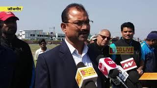 अमर जवानों की स्मृति में नेशनल क्रिकेट टूर्नामेंट का आयोजन cglivenews