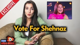 Bigg Boss 13 Finale Voting | Shefali Bagga VOTE APPEAL For Shehnaz Gill | BB13