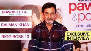Mahesh Manjrekar Exclusive Interview | Pawan & Pooja Web Series | By RJ Divya Solgama