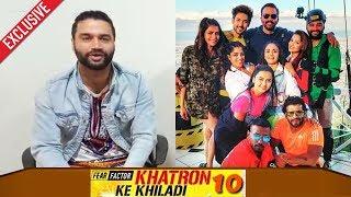 Exclusive: Comedian BALRAJ On Khatron Ke Khiladi Season 10 | Rohit Shetty