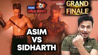 Bigg Boss 13 Grand Finale | Sidharth Vs Asim THUNDER Performance | BB 13 Latest Video