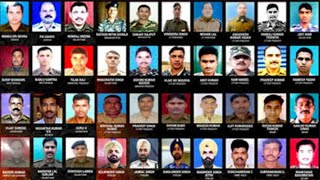 पुलवामा अटैक में शहीद हुए परिजनों का हाल किसने जाना ,रो-रो कर आंखें सूजी हुई है आज भीTHE NEWS INDIA
