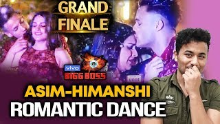 Bigg Boss 13 Grand Finale | Asim And Himanshi ROMANTIC Performance | AsiManshi | BB 13 Latest Video