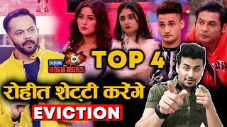 Rohit Shetty To EVICT ONE From TOP 4 | Rashmi, Asim, Sidharth, Shehnaz | Bigg Boss 13 Grand Finale