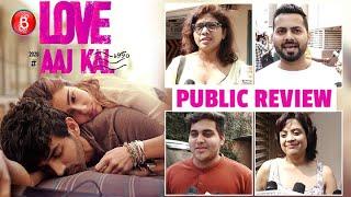 Love Aaj Kal Public Review | Kartik Aaryan | Sara Ali Khan | Randeep Hooda | First Day First Show