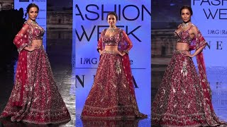 Malaika Arora On Ramp In LFW SR 2020 | News Remind