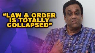 Law & Order Has Collapsed In Goa: Dhavlikar