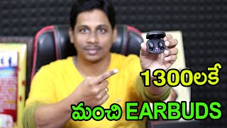 pTtron Bassbuds pro Unboxing And review Telugu | Under 1500