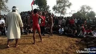 भोले शंकर कमिटी द्वारा ससस्वती पूजा के शुभ अवसर पर - दंगल का आयोजन किया गया - up बिहार के पहलवान