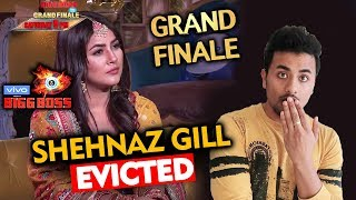 Shehnaz Gill EVICTED From Bigg Boss 13 | BB 13 Grand Finale