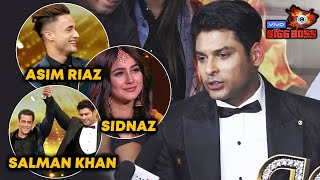 WINNER Sidharth Shukla Interview After Bigg Boss 13 | Asim Riaz, SidNaz, Shehnaz And Salman | BB 13