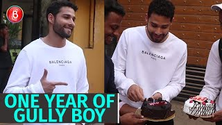 Siddhant Chaturvedi Celebrates One Year Of His Debut Film 'Gully Boy'