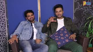 Zuber K Khan & Director Sanjeev Kumar Rajput Interview For Huanted Hills Movie