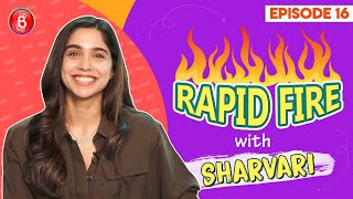 Bunty Aur Babli 2 Actress Sharvari Gives Some Of The Most Essential Fashion Hacks | Rapid Fire