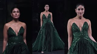 Kareena Kapoor On Ramp In LFW Grand Finale 2020