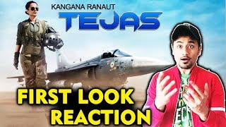TEJAS | First Look Reaction | Review | Kangana Ranaut | Ronnie Screwvala Film