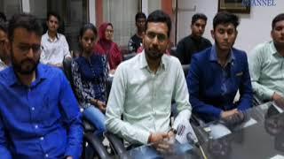 Rajkot | Technical Event organized by BH Gardi Engineering & Technology College