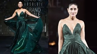 Kareena Kapoor Turns Showstopper For Amit Aggarwal's LFW 2020 Grand Finale