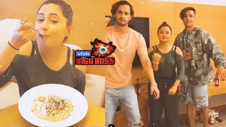 Asim Riaz, Rashmi Desai, Himanshi PASTA Party After Bigg Boss 13