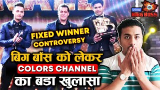 Bigg Boss 13 Sidharth Shukla FIXED WINNER Controversy | Colors Official Statement | Asim Riaz