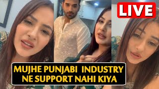 Shehnaz Gill LIVE CHAT With Fans From The Sets Of Mujhse Shadi Karoge | Bigg Boss 13