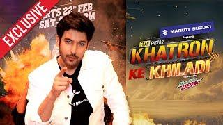 Khatron Ke Khiladi 10 | Shivin Narang Exclusive Interview | Rohit Shetty | Grand Launch