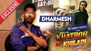 Khatron Ke Khiladi 10 | Dharmesh Yelande Exclusive Interview | Rohit Shetty | Grand Launch