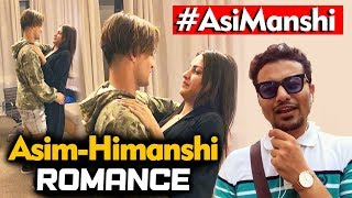 Asim And Himanshi Romantic Pose For AsiManshi Fans | Bigg Boss 13 Fame