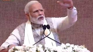 भारत की हमेशा से ये शक्ति रही है कि हर क्षेत्र, जिले की पहचान से कोई विशेष उत्पाद जुड़ा रहा है: PM