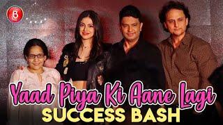 Yaad Piya Ki Aane Lagi Success Bash | Divya Khosla Kumar | Bhushan Kumar | Radhika Rao | Vinay Sapru