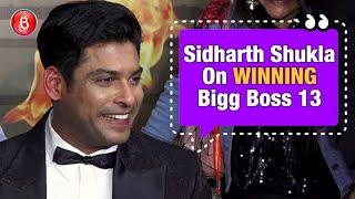 Sidharth Shukla's Heart-To-Heart Take On Winning Bigg Boss 13 | Salman Khan | Asim Riaz